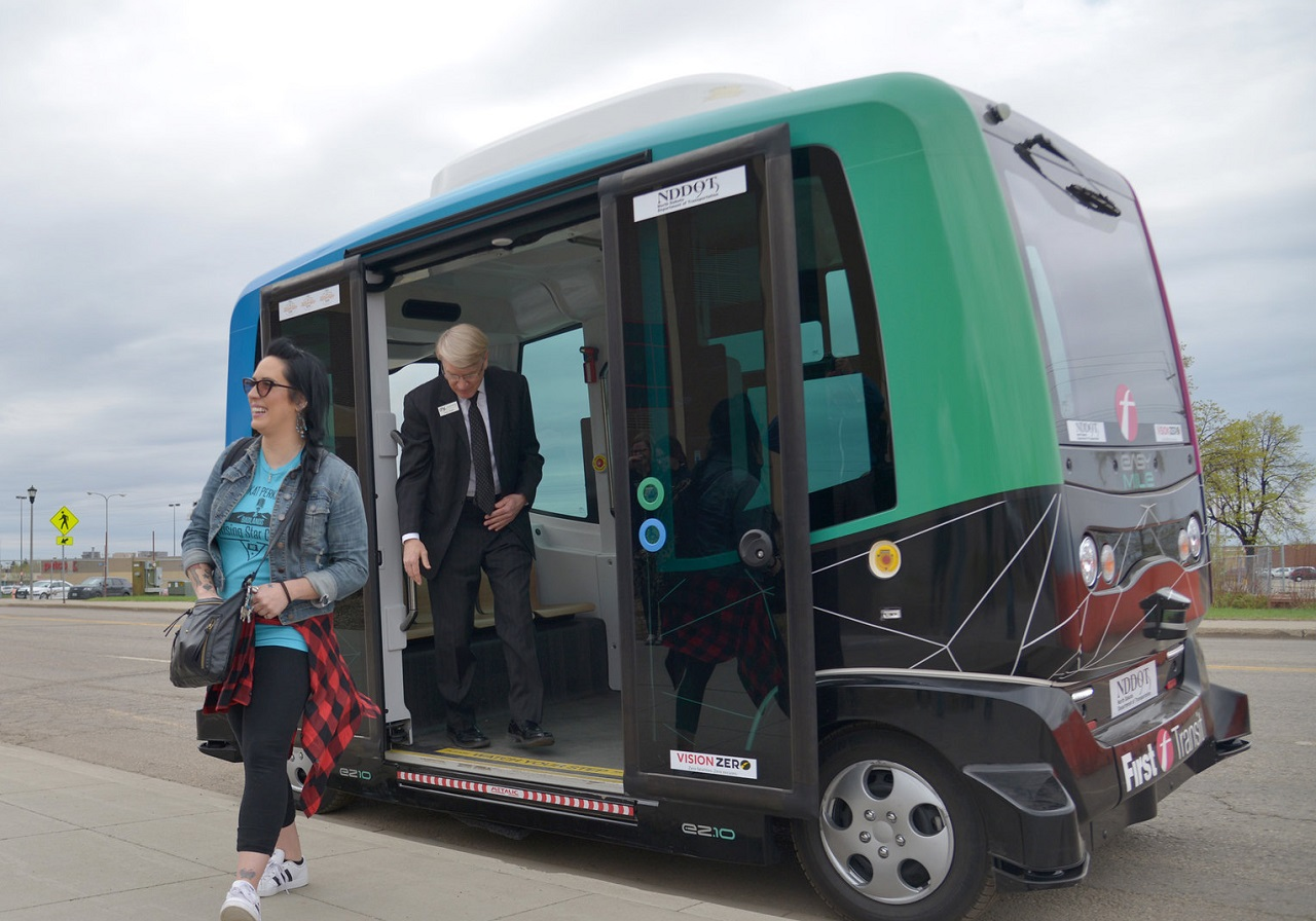 Automated Transportation in North Dakota