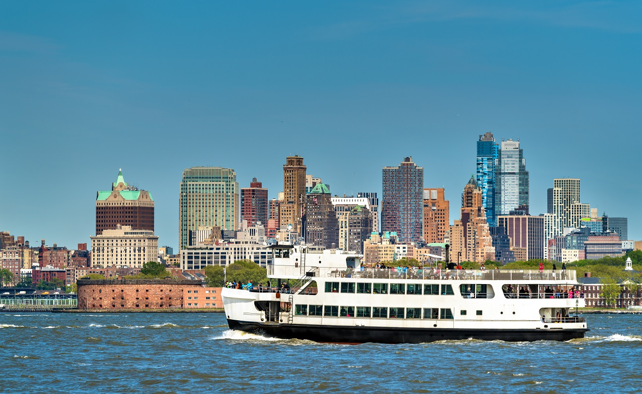 NYC Ferry public transportation